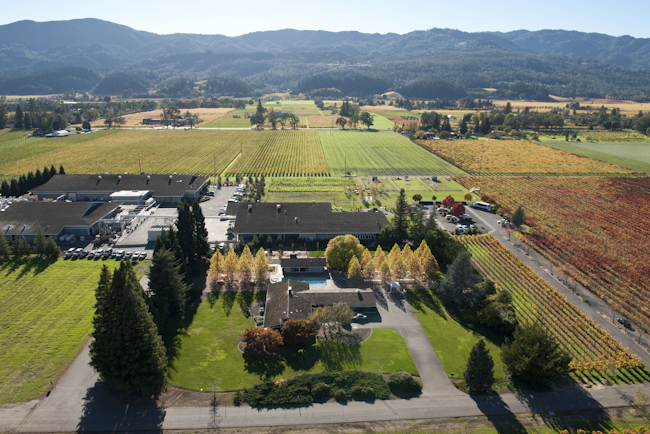 Raymond Vineyards, Napa, California